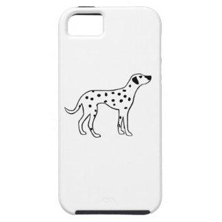 Cão de Dalmation Capa Para iPhone 5