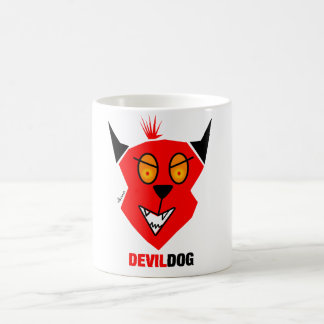 Cão de diabo - caneca