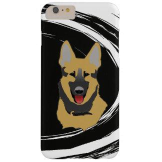 Cão de german shepherd capa barely there para iPhone 6 plus