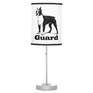Cão de guarda Boston Terrier