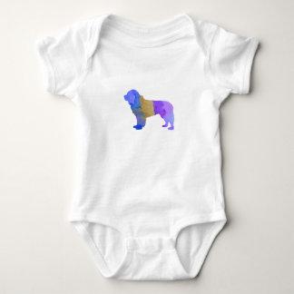 Cão de Terra Nova Body Para Bebê