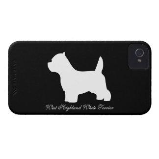 Cão de Terrier branco de montanhas ocidentais, Capa Para iPhone 4 Case-Mate
