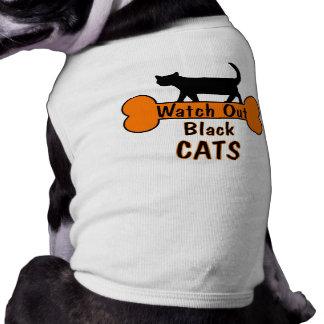 Cão do Dia das Bruxas Camisa Para Caes