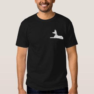 Cão do faraó camiseta