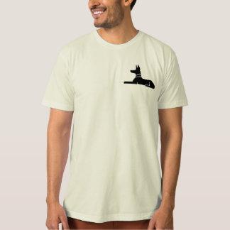 Cão do faraó t-shirts
