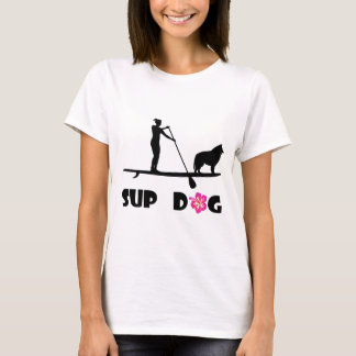 Cão do SUP Camiseta