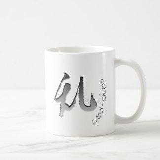 Caos Caneca De Café