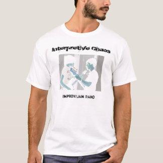 Caos interpretativo camiseta
