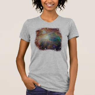 Caos no centro da camisa de Orion