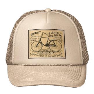 Cap Bike Retro Boné