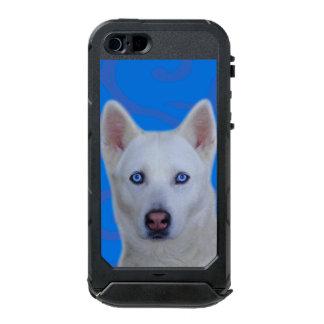 Capa À Prova D'água Para iPhone SE/5/5s ATLAS branco ID™ do iPhone SE/5/5s do rouco