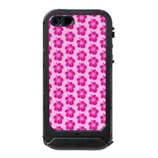 Capa À Prova D'água Para iPhone SE/5/5s ATLAS havaiano cor-de-rosa ID™ do iPhone SE/5/5s