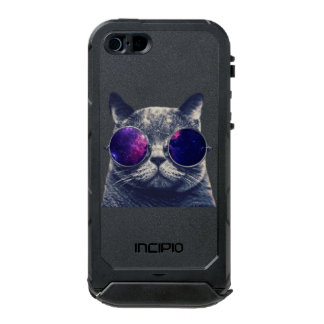 Capa À Prova D'água Para iPhone SE/5/5s ATLAS ID™ do iPhone SE/5/5s, preto