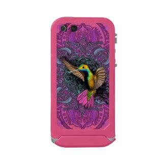 Capa À Prova D'água Para iPhone SE/5/5s Colibri em vôo