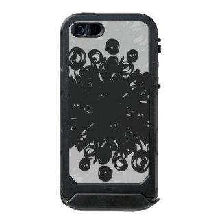 Capa À Prova D'água Para iPhone SE/5/5s Coração do pólen