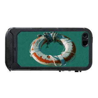 Capa À Prova D'água Para iPhone SE/5/5s Fotografia da arte do anel de vida