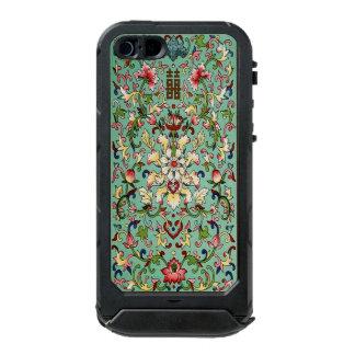 Capa À Prova D'água Para iPhone SE/5/5s Identificação chinesa do ATLAS do iPhone SE/5/5S