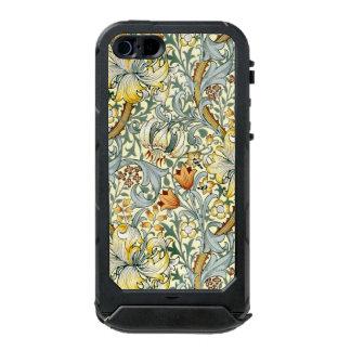 Capa À Prova D'água Para iPhone SE/5/5s Identificação dourada do ATLAS do iPhone SE/5/5S