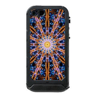 Capa À Prova D'água Para iPhone SE/5/5s Mandala da estrela da alquimia