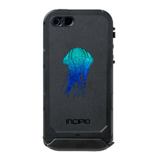 Capa À Prova D'água Para iPhone SE/5/5s Medusa tribais