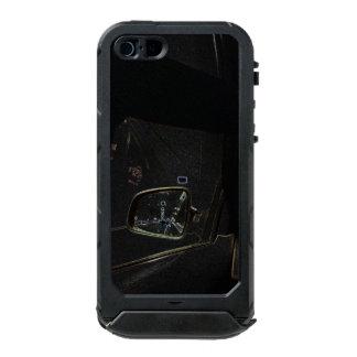 Capa À Prova D'água Para iPhone SE/5/5s no túnel