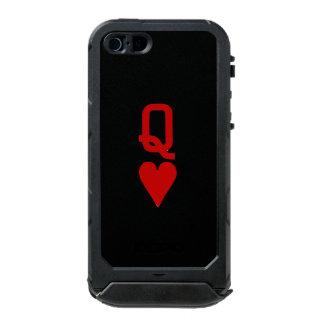Capa À Prova D'água Para iPhone SE/5/5s Rainha da identificação do ATLAS do iPhone SE/5/5S