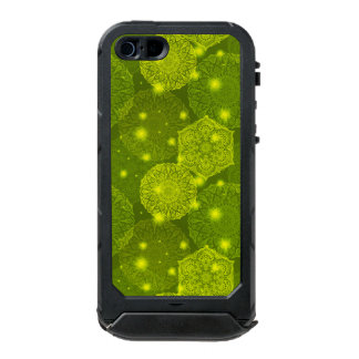 Capa À Prova D'água Para iPhone SE/5/5s Teste padrão luxuoso floral da mandala