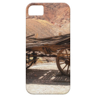Capa Barely There Para iPhone 5 2010-06-28 old_wagon da cidade fantasma da chita