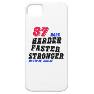 Capa Barely There Para iPhone 5 87 mais fortes mais rápidos mais duros com idade