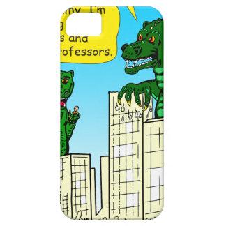 Capa Barely There Para iPhone 5 920 monstro comem estudantes da honra para a