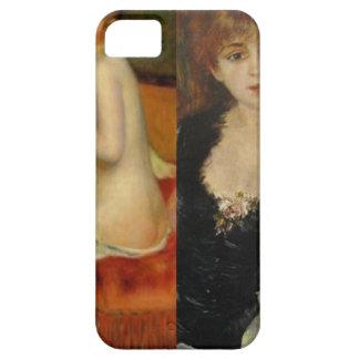 Capa Barely There Para iPhone 5 A beleza e a arte podem fazer tudo