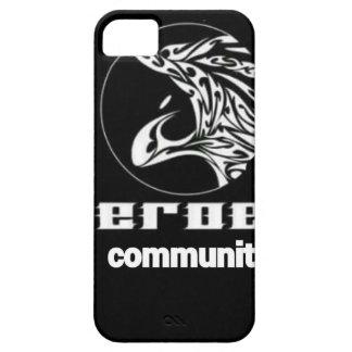 Capa Barely There Para iPhone 5 A comunidade dos heróis
