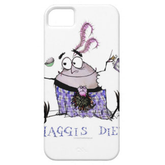 Capa Barely There Para iPhone 5 a dieta dos haggis