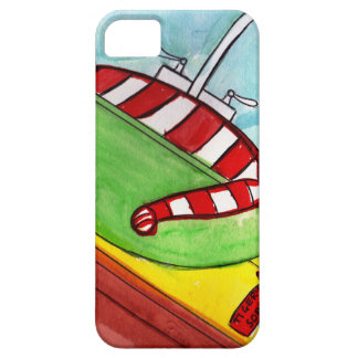 Capa Barely There Para iPhone 5 A fonte do tigre