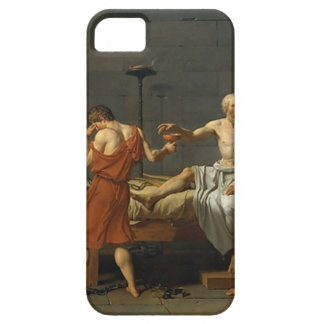 Capa Barely There Para iPhone 5 A morte de Socrates