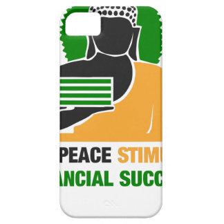 Capa Barely There Para iPhone 5 A paz interna estimula o sucesso financeiro