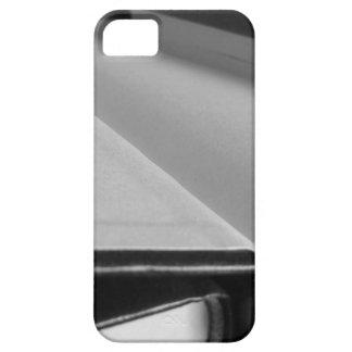 Capa Barely There Para iPhone 5 A segunda mão registra com páginas vazias em uma