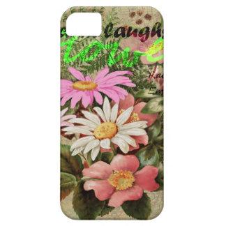 Capa Barely There Para iPhone 5 A terra ri nas flores