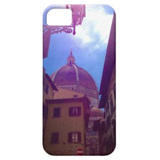 Capa Barely There Para iPhone 5 Abóbada de Brunelleschi em Florença, Italia