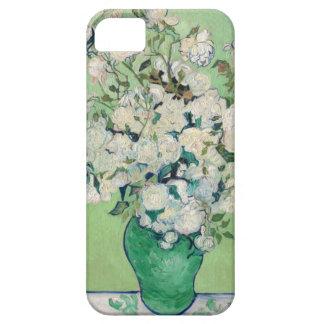 Capa Barely There Para iPhone 5 Ainda vida: Vaso com rosas - Vincent van Gogh