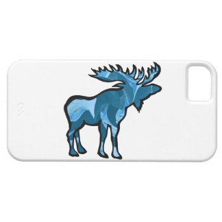 Capa Barely There Para iPhone 5 Albufeira azul