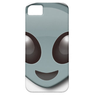 Capa Barely There Para iPhone 5 Alienígena Eyed inseto