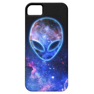 Capa Barely There Para iPhone 5 Alienígena no espaço
