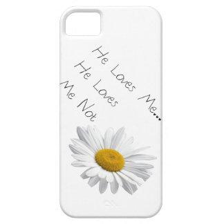 Capa Barely There Para iPhone 5 Ama-me, ele ama-me não