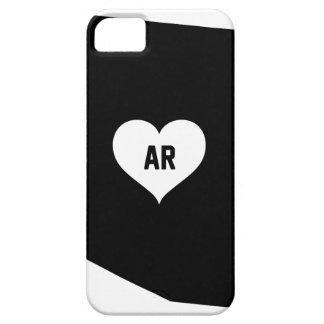 Capa Barely There Para iPhone 5 Amor da arizona