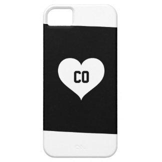 Capa Barely There Para iPhone 5 Amor de Colorado
