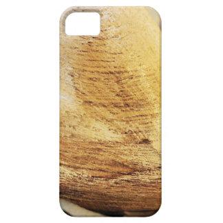 Capa Barely There Para iPhone 5 Amor de madeira da madeira da flor do Hydrangea do
