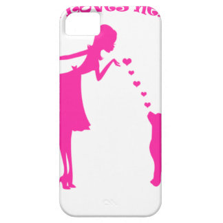 Capa Barely There Para iPhone 5 amor pitty