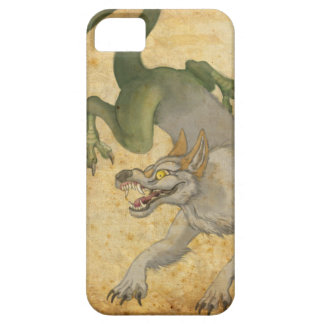 Capa Barely There Para iPhone 5 Animal do leste