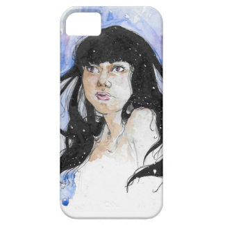Capa Barely There Para iPhone 5 Anonym girl
